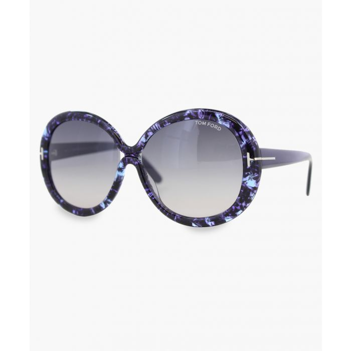 Image for Gisella purple sunglasses