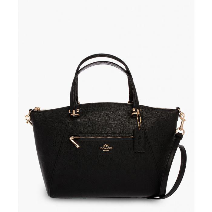 Image for Prairie black satchel