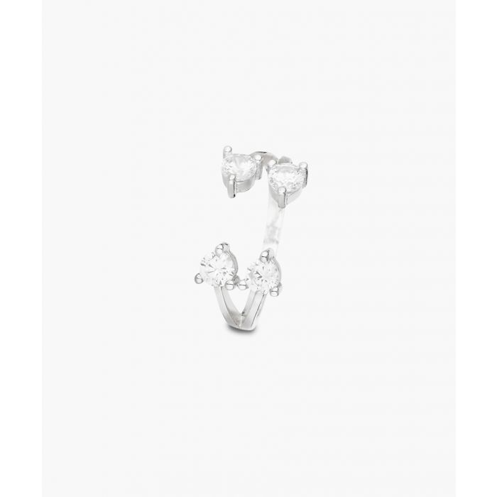 Image for Calabria silver ring