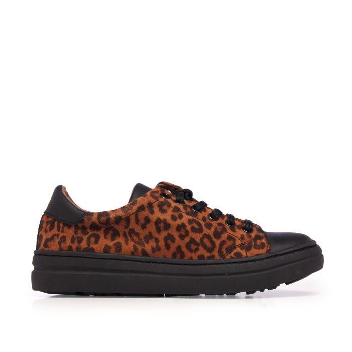 Image for María Barceló Sport Shoes Women Sneaker Bicolor Color Laces Woman