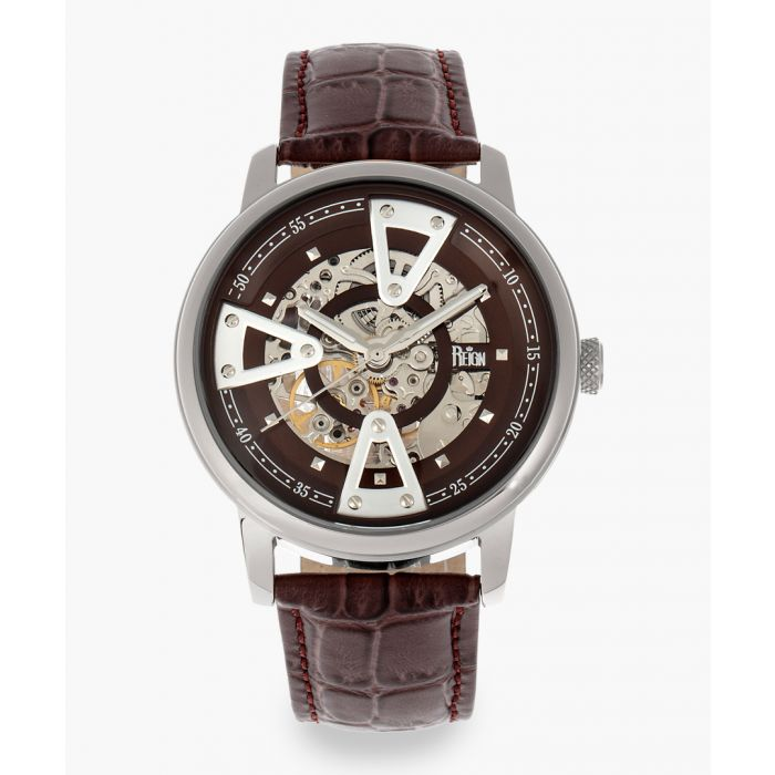 Image for Reign Belfour brown watch