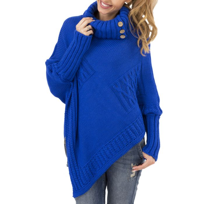 Image for Cornflower knitted sweater
