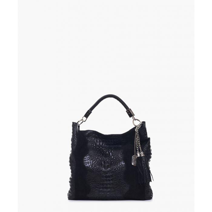 Image for Allessandra black shoulder bag