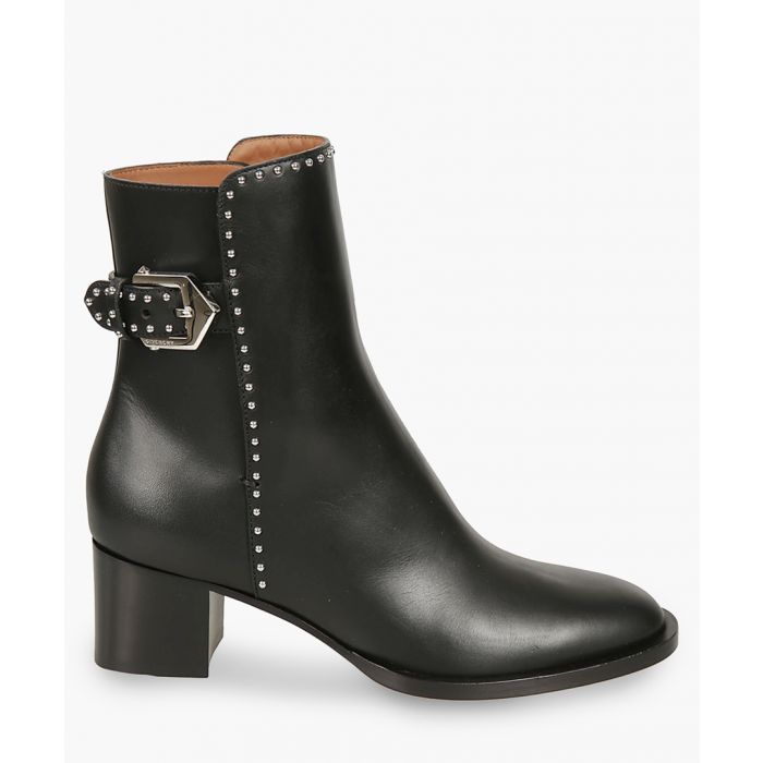 Image for buckled ankle boots