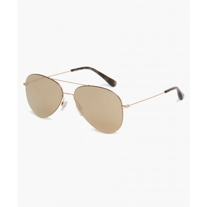 Image for Licia gold-tone sunglasses