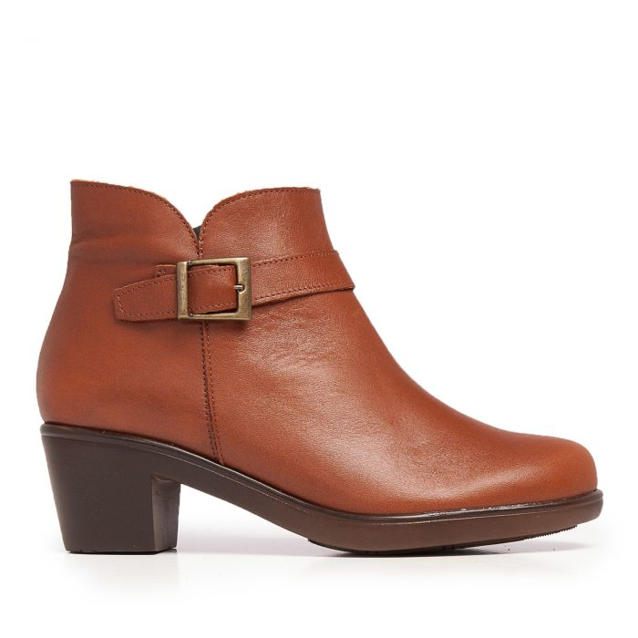 Image for Womens natural leather ankle boots