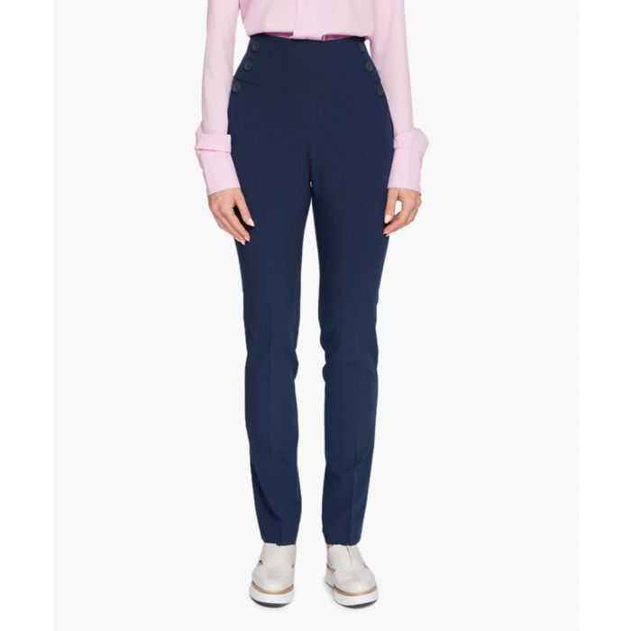 Image for Navy blue trousers