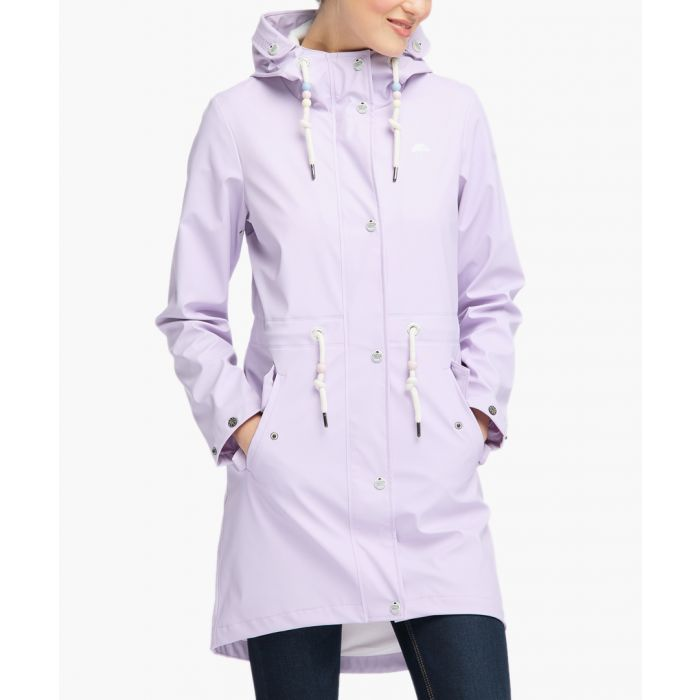 Image for Lilac parka