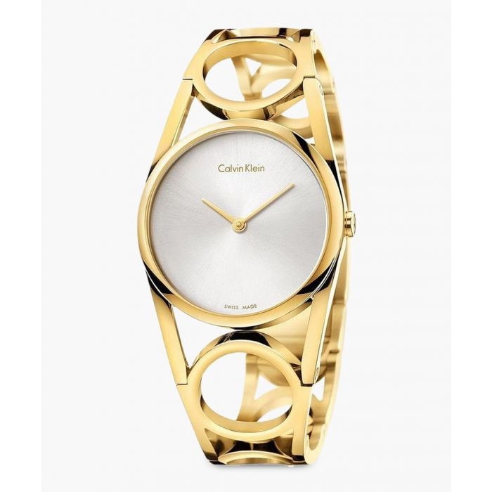 Image for Gold-plated watch