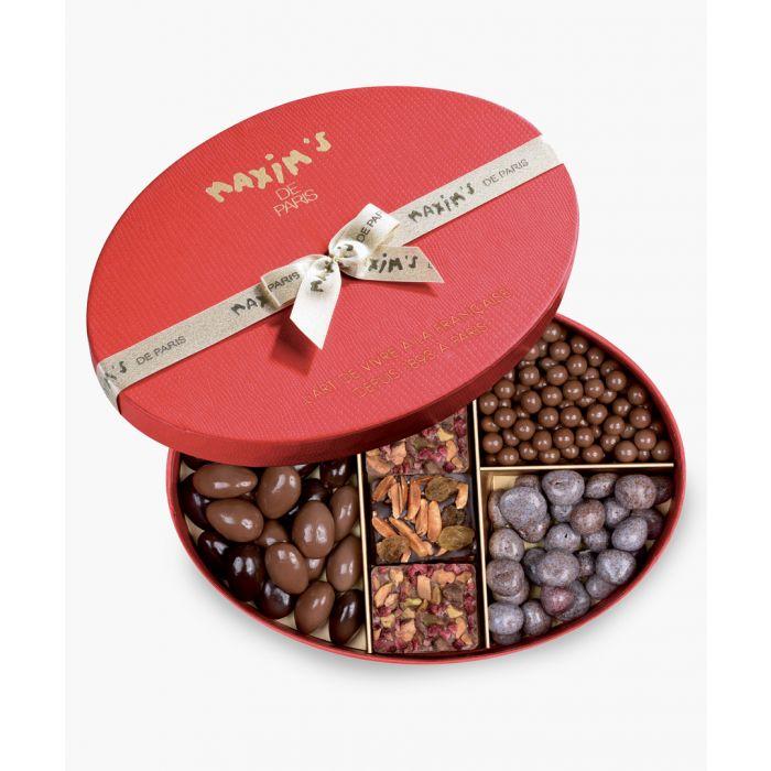 Image for Red Christmas chocolates box set