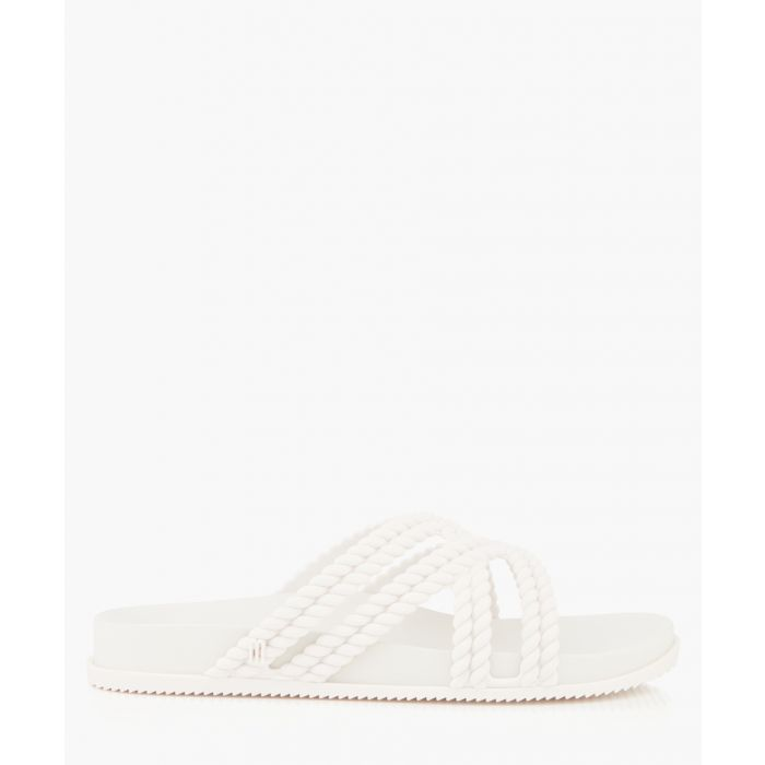 Image for Salinas white rope sandals