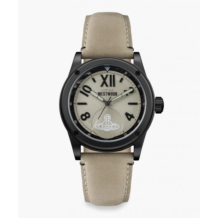 Image for Dalston beige watch