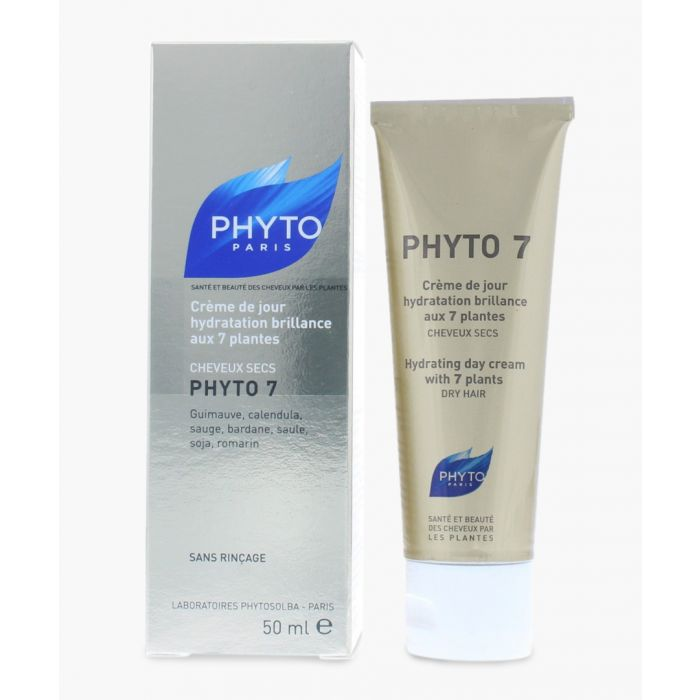 Image for 7 hydrating plant day cream 50ml