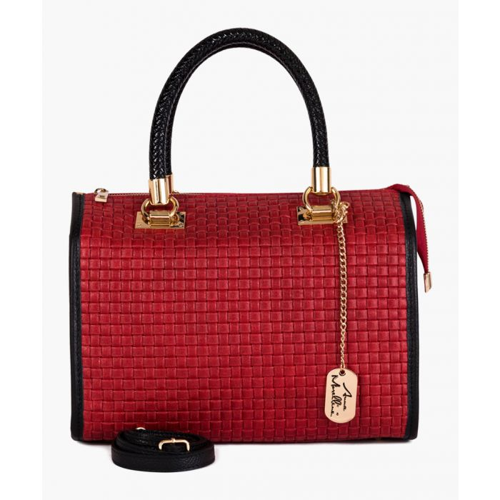Image for Viola cherry shoulder bag