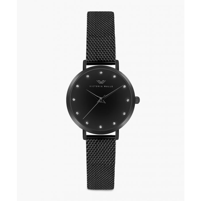Image for Allen stainless steel analogue watch