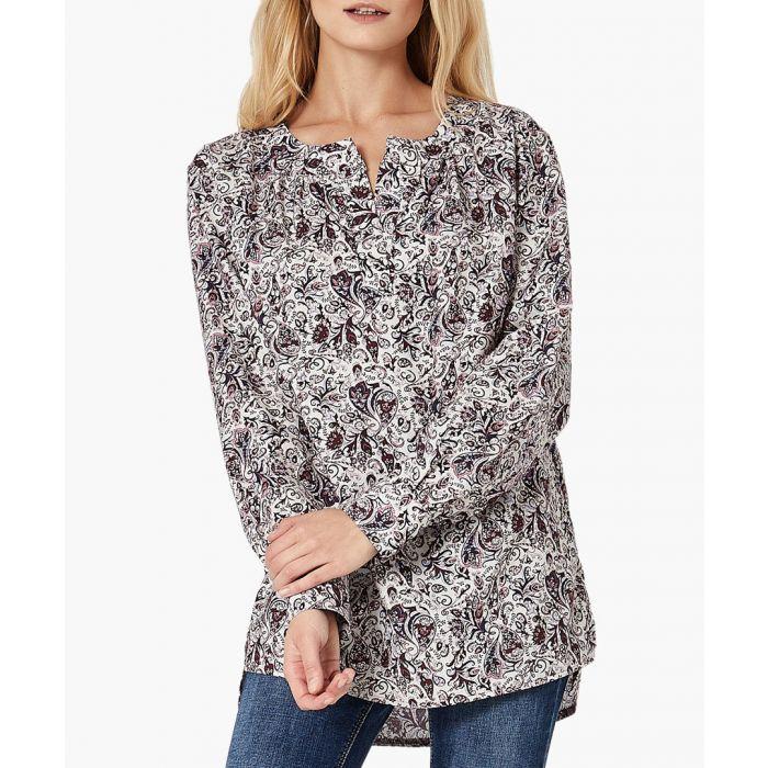 Image for Print light woven shirt