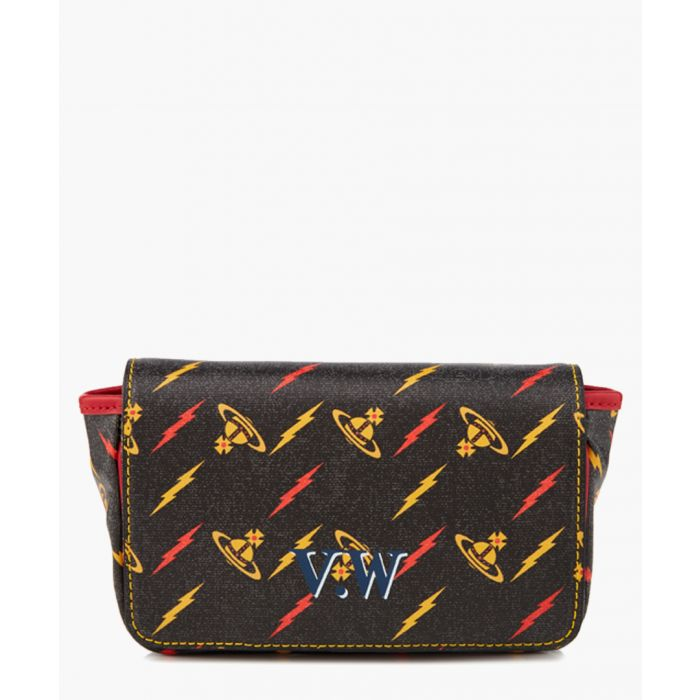 Image for Colette black and red mini crossbody