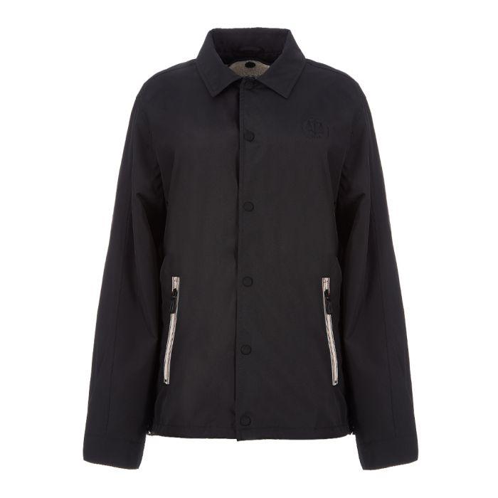 Image for Black soft shell jacket