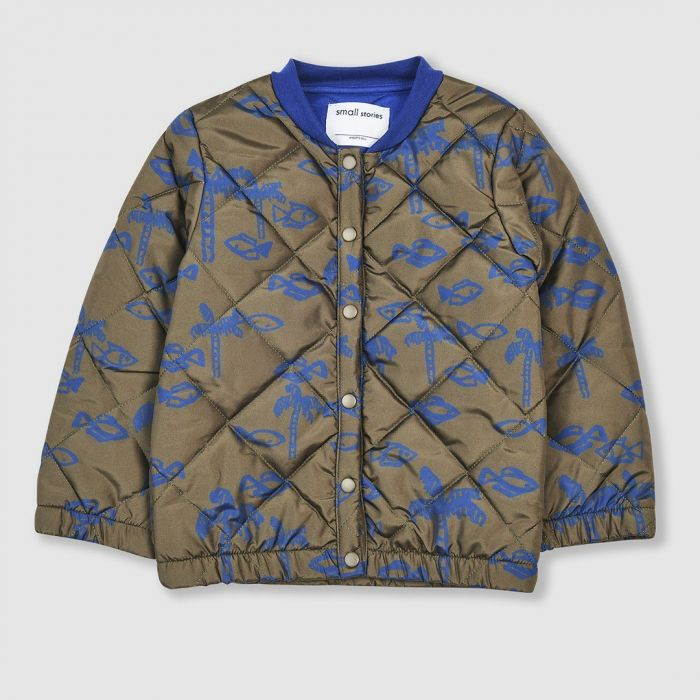 Image for Fish Print Jacket