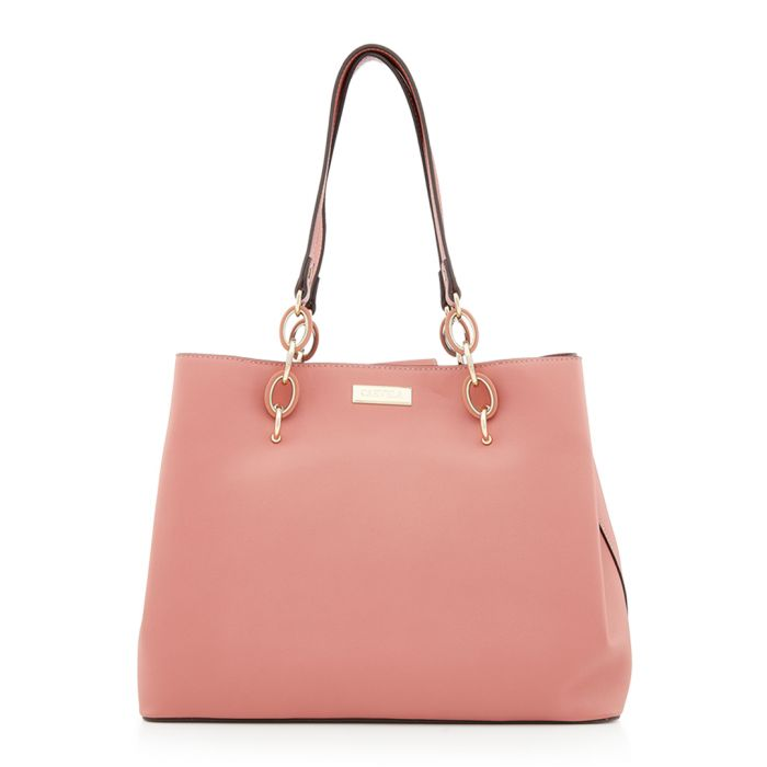 Image for Florence pink shopper
