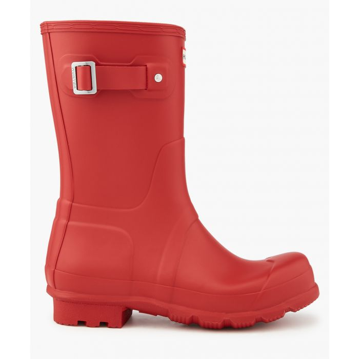 Image for Original red Wellington boots