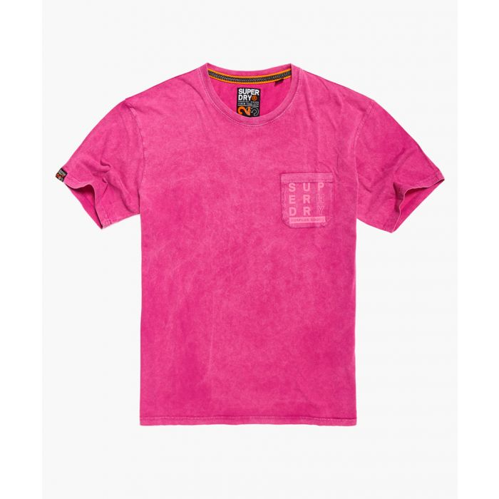 Image for Surplus Goods pink pure cotton box fit T-shirt