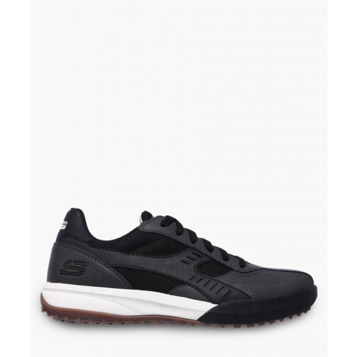 Image for Floater 2.0 black lace-up trainers