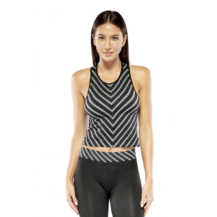 Image for Cropped Linear Top