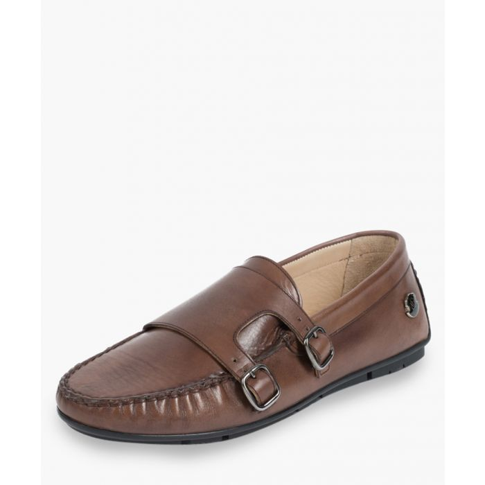 Image for Coliha leather loafers