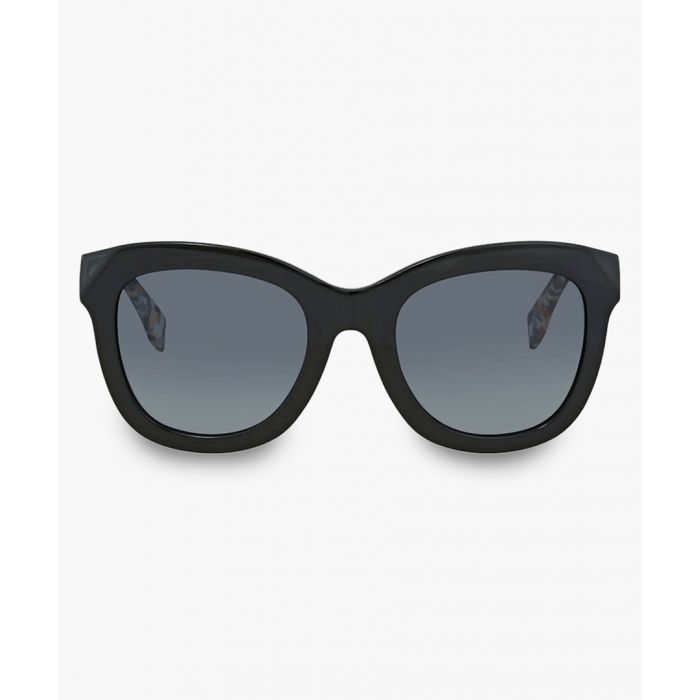 Image for Black and light smoke sunglasses