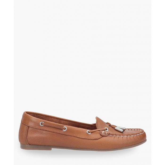 Image for Tan moccasin shoes