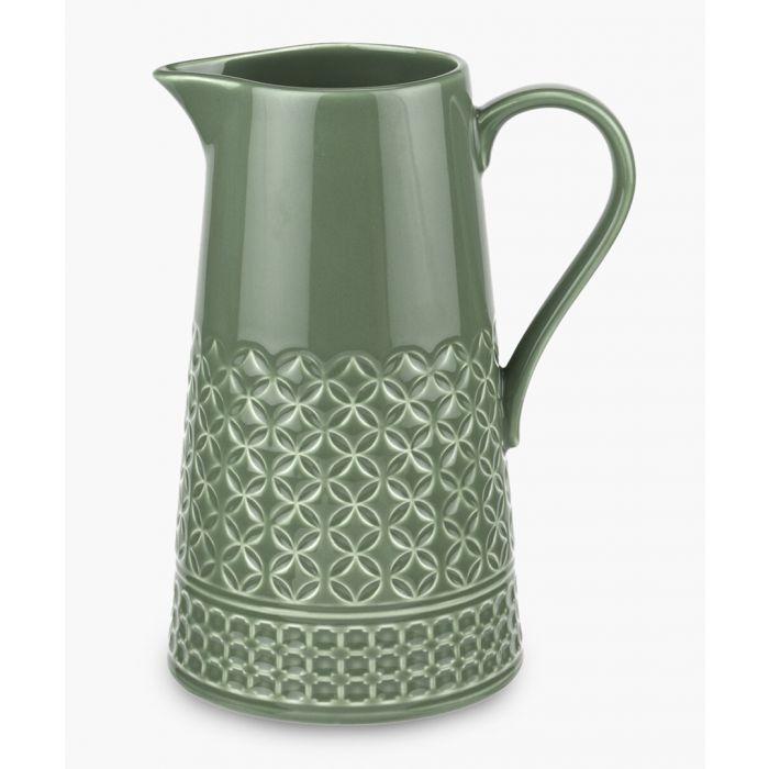 Image for Atrium embossed jug