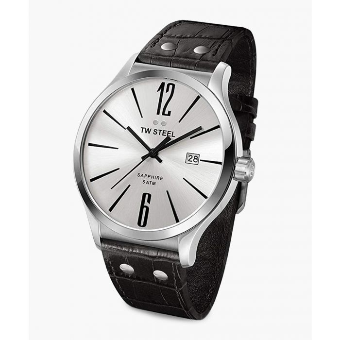 Image for Slim Line black watch