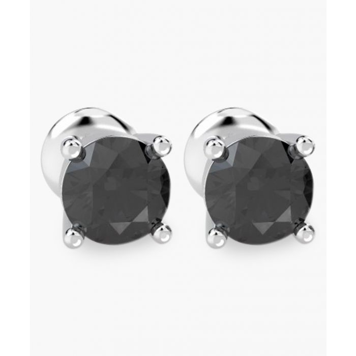 Image for 9k white gold and 0.50ct diamond earrings