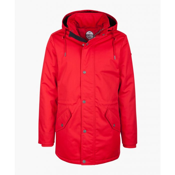 Image for Red parka