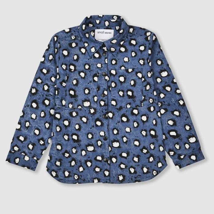 Image for Painted Dot Woven Shirt