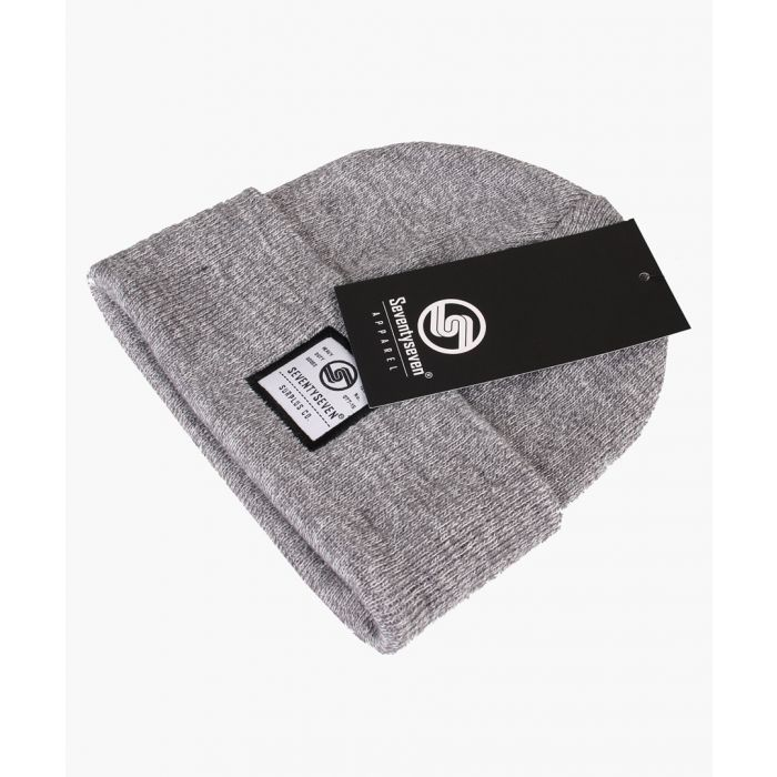 Image for Grey beanie