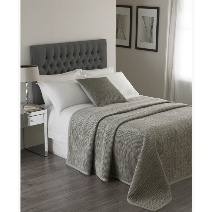 Image for Brooklands silver-tone king bedspread