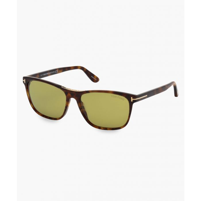 Image for Nicolo brown sunglasses