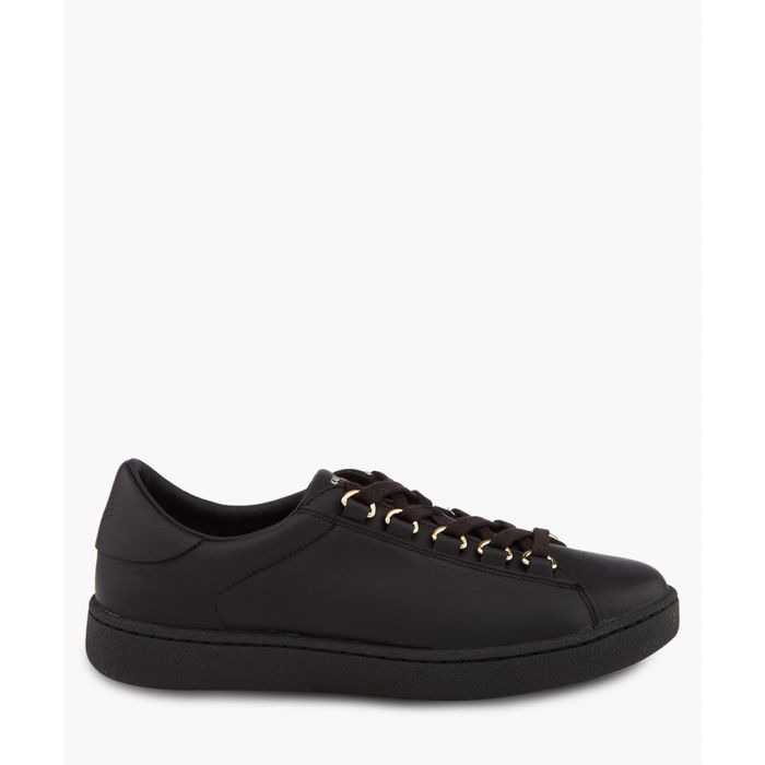 Image for Frida Winter black lace-up sneakers