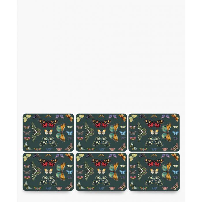 Image for 6pc Botanic Garden Harmony placemats