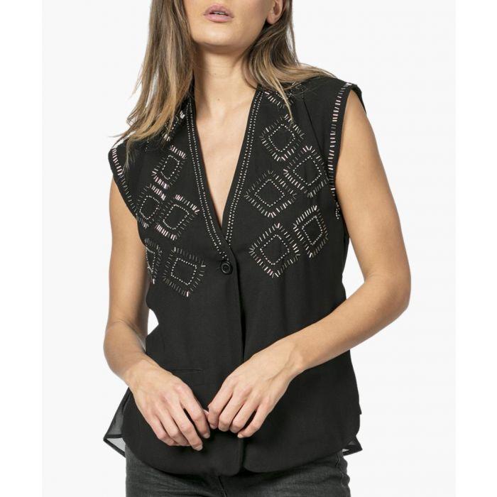 Image for Jet black enterprise waistcoat