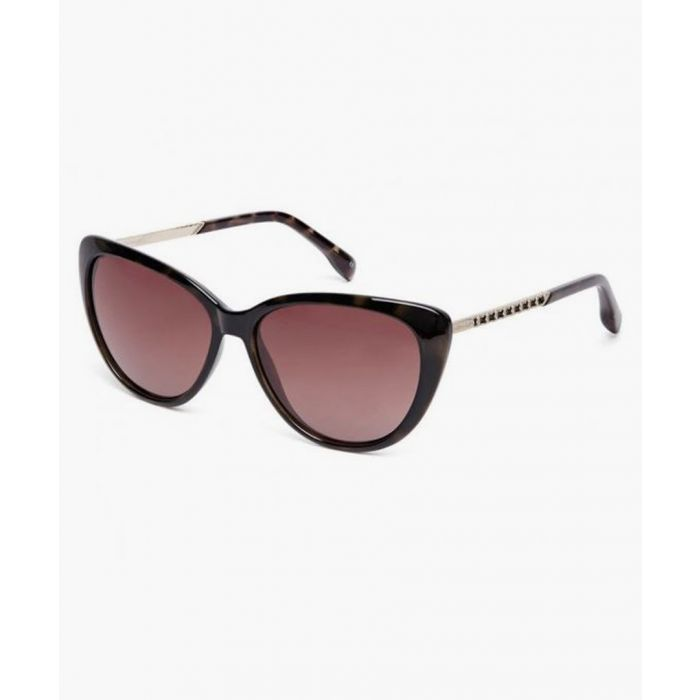 Image for Karen Millen black sunglasses