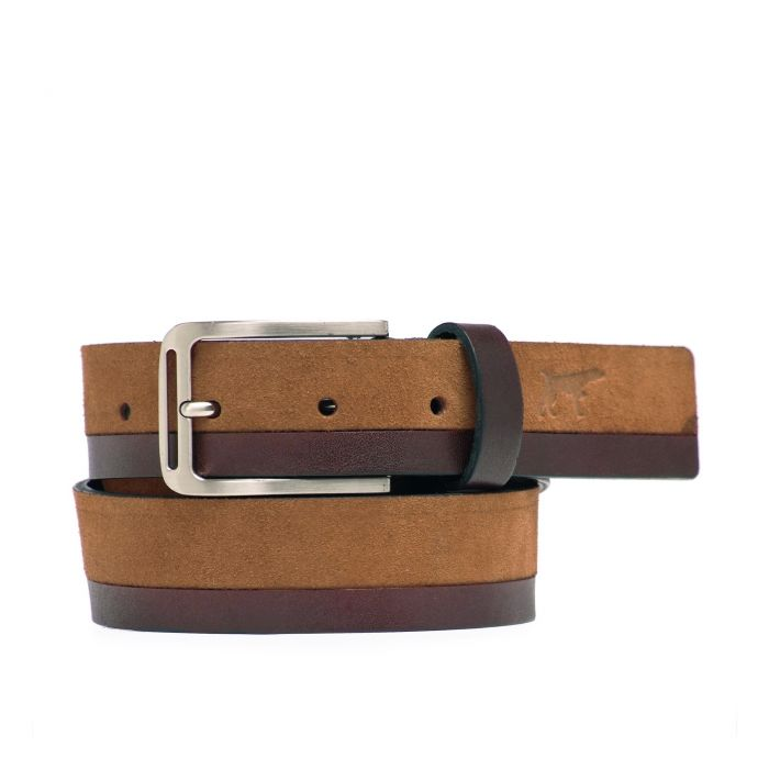 Image for Castellanisimos Leather and Adjustable Belt for Men