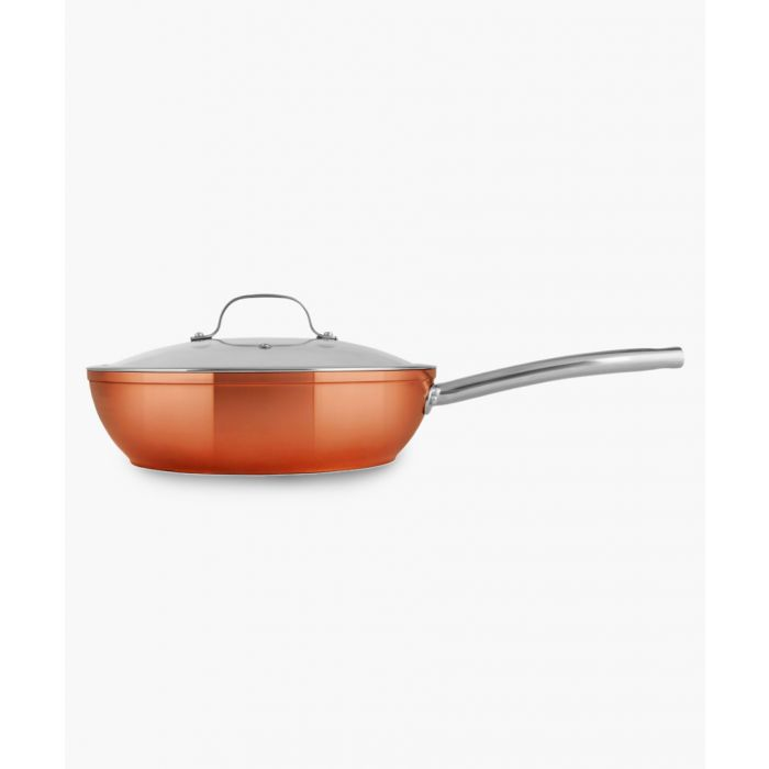 Image for Copper-tone forged multi-pan