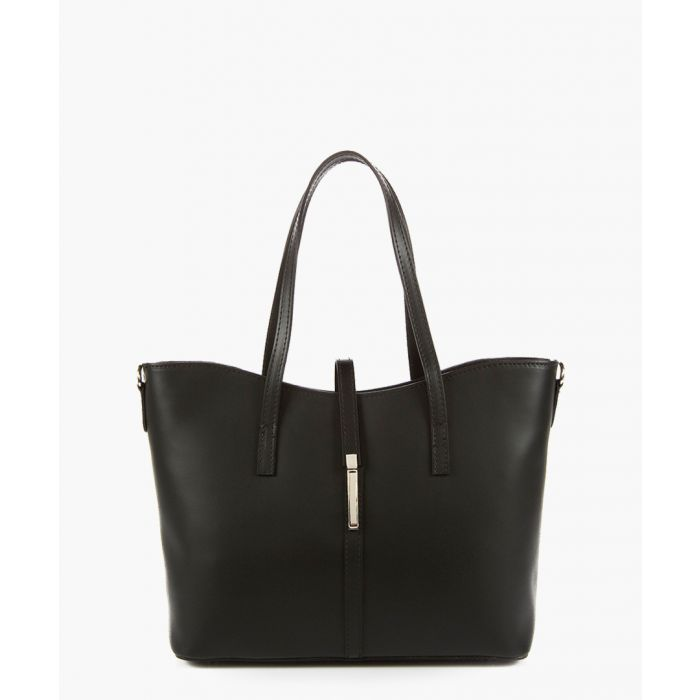 Image for Parma black shoulder bag
