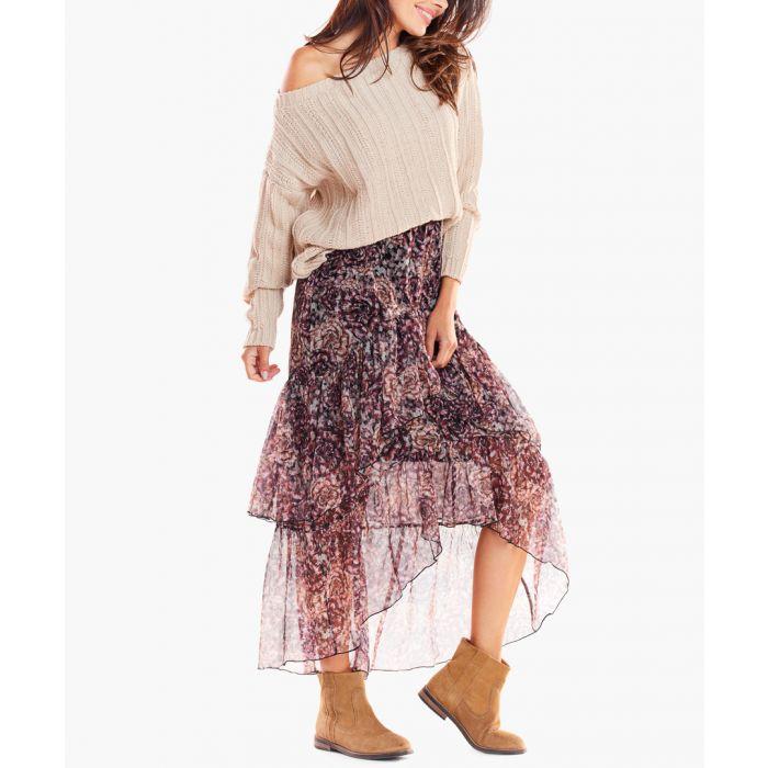 Image for multi-coloured skirt