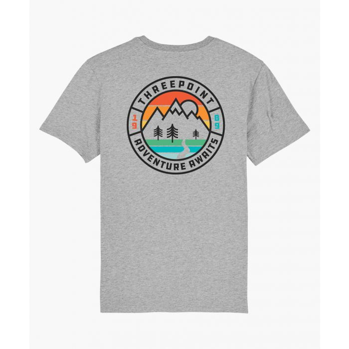 Image for Adventure Awaits grey shirt