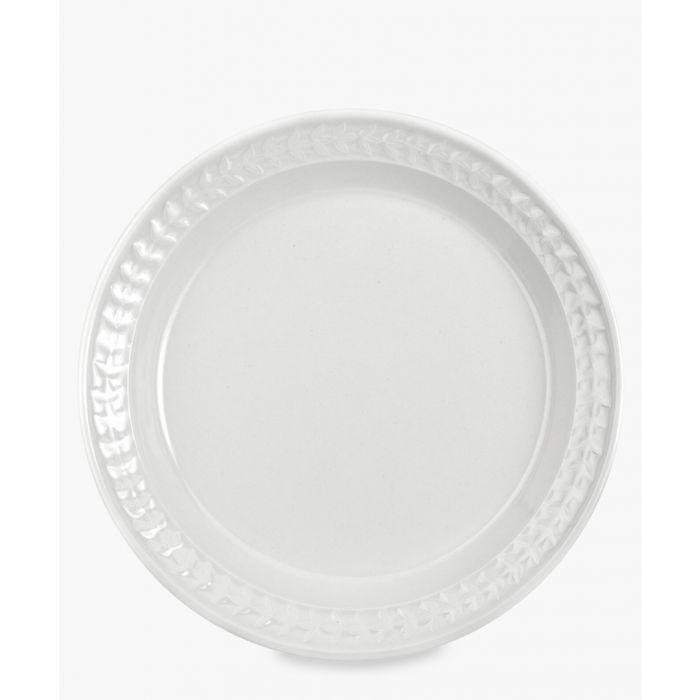 Image for 4pc Botanic Garden white harmony plate set