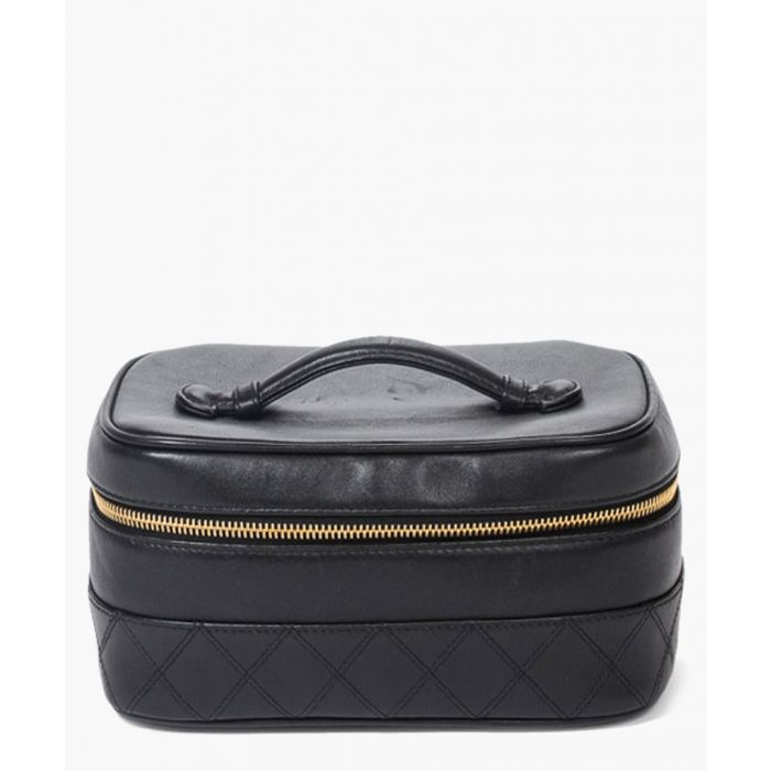 Image for Vintage black clutch